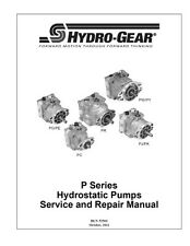 Pump PR-D5CC-3Y1X-AXXX  Hydro Gear OEM FOR TRANSAXLE OR TRANSMISSION