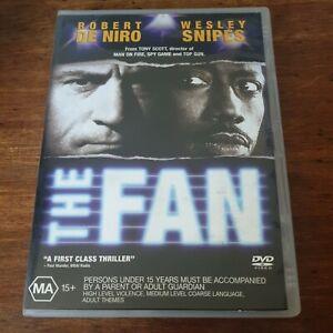 The Fan DVD R4 Like New! FREE POST