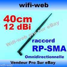 Antenne wifi omnidirectionnelle 12dBi neuf