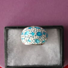 Natural Sizable Stone Costume Rings