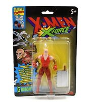 Xmen action force figures Gideon Wolverine Magneto Gambit Iceman Magneto Marvel
