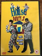 Kid 'n' Play HOUSE PARTY 2: The PAJAMA JAM ~ 1991 Comedy Sequel    Rare UK DVD