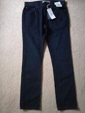"""TOPSHOP Mens Vintage Slim Dark Blue Jeans W 32"""" L 32"""" BNWT RRP £38"""