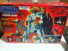 Captain Power Base Mattel 1986 Vintage Raro