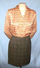 Allison Daley Versatile Blouse Size Petite Small Sewn-In Camisole Washable
