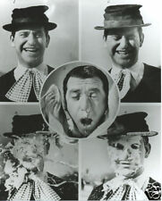 TV Show Classic Soupy Sales Pie In The Face Detroit MI Comedian Soupy Sales