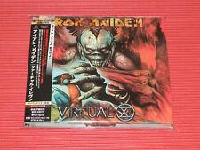 2015 REMASTER IRON MAIDEN Virtual XI JAPAN DIGIPAK CD