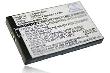Batteria 1200mAh 3.7V Li-Ion per Becker Traffic Assist Becker Traffic Assist Pro