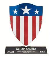 Marvel Captain America Shield 1940`s First Avenger Replikat 1:6 Schild Sammeln