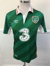 Umbro Ireland Home 2016-2017 Shirt Jersey Kit Irish Eire Size Small