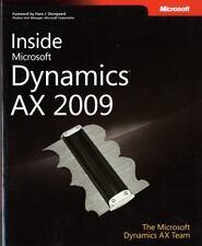 Inside Microsoft Dynamics® AX 2009 by Deepak Kumar, Satish Thomas - New
