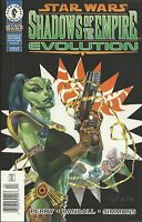Star Wars Comic 4 Shadows Of The Empire Evolution Cover A First Print Dark Horse