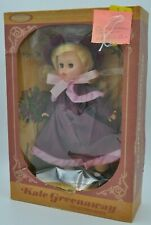 """1976 Horsman Kate Greenaway Collector's Series No. 245 19"""" Doll New In Box"""