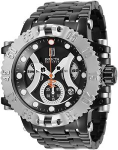34274 Invicta Reserve Men's 50mm JT LTD Swiss Quartz Chronograph Bracelet Watch