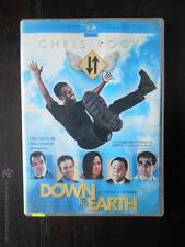 DVD DOWN TO EARTH (DE VUELTA A LA TIERRA) - CHRIS ROCK (5V)