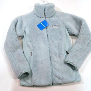 $90 Women's Columbia Fast Beauty Fleece Small Blue NWT