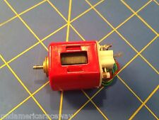 Vintage Revell 36D Motor Can Drive Red Slot Car 1/24 From Mid-America Raceway