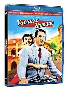 Vacanze Romane - Edizione Speciale (Blu-Ray Disc + 6 Cartoline da Collezione)