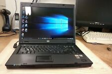 "Hp Compaq 6715b Laptop Windows 10 15.4"" Amd Turion 64x2 1.9Ghz 4gb Ram 320gb"