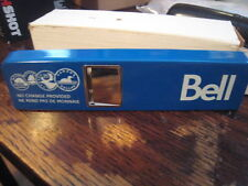 New Bell 1 Coin slot Canada, Loonie, Pay phone, Public Telephone, Coin-op