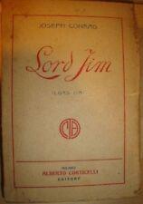 L 3186 LORD JIM CONRAD CORTICELLI 1927