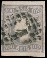 Portugal #16 Used CV$90.00 1864 100r LILAC