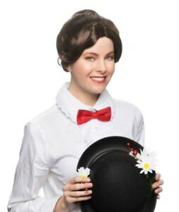 Nanny Wig - Mary Poppins - Victorian - Costume Accessory - Teen Adult