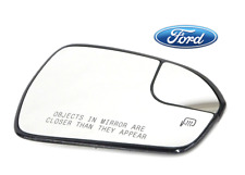 (1) OEM FORD 2013-2019 Fusion Passenger SideView HEATED Mirror Glass DS7Z17K707B