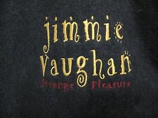 Rare Jimmy Vaughan Strange Pleasure Sony Southwest Jacket Size Large - Not Worn