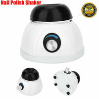 Gel Nail Polish Paint Shaker Eyelash Glue Shaking Machine For Tattoo Pigment