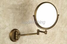 Arm Extend Bathroom Mirror Wall Mount Magnifying Makeup Bath Mirror