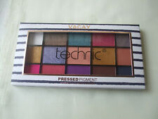 Technic Vacay Palette Pressed Pigment Eyeshadow Palette New