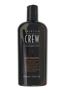 *1-Pack* American Crew Daily Shampoo For Normal To Oily Hair & Scalp 15.2 Oz