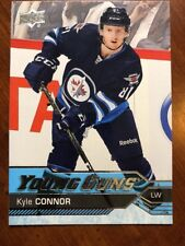 2016-17 UD Hockey Series 1 Young Guns #212 Kyle Connor