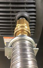 "Champion 2000W Inverter Generator 1-1/2"" QD steel exhaust extension (2 foot)"