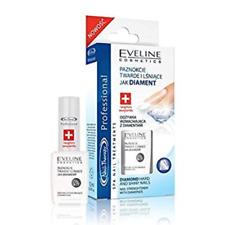 Eveline Cosmetics Diamond Hard and Shiny Nails Nail Therapy Strengthener