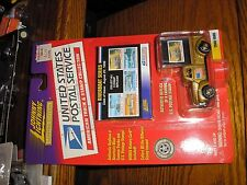 1/64 JL USPS American Truck & Stamp Collection Riverboat Series 1940 Ford Pickup