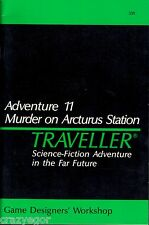 Traveller- Adventure 11 Murder on Arcturus Station GDW FS