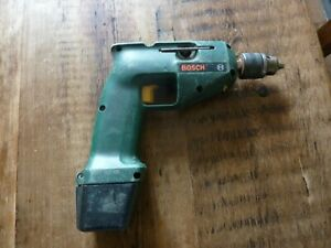BOSCH PBM 7.2V 2 SPEED with reverse cordless drill  , battery and AL60 charger