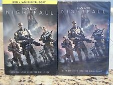 Halo Night Fall The Personal Story of Jameson Locke (DVD / DC 2015) Brand New