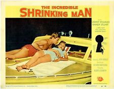 THE INCREDIBLE SHRINKING MAN  (DVD) 1957 SCIENCE FICTION