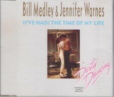 Bill Medley & Jennifer Warnes I've Had The Time Of My Life CD Single