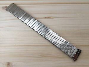 """ARMIS/BRACELET RELOJ TIPO FIXOFLEX-SPEIDEL 16MM-20MM ACERO """"VINTAGE 1960-1970"""""""