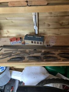 Z Gauge Job Lot Track With A Few Buildings