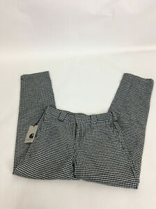 Carhartt Norvell Pants Hounstooth Cotton trousers W31 L31