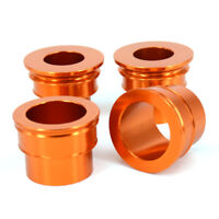 Rear & Front Wheel Hub Spacer For KTM SX SXF XCF EXC EXCF EXCW XCW SMR 125-530