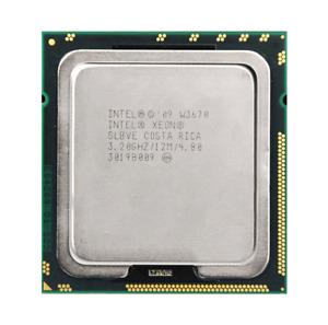 Intel Xeon W3570 W3580 W3670 W3680 W3690 LGA1366 CPU Processor