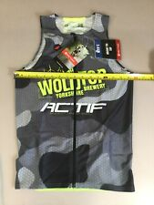Pactimo Mens Ascent Tri Top Triathlon Medium M (6910-50)