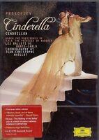 Prokofiev CINDERELLA DVD NEW