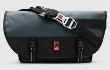 Chrome CITIZEN Messenger Bag 1050d Nylon 26L Pack NDIGO Black AUTHENTIC New Tags